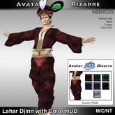 AB Djinn Lahar with Color HUD