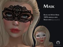 ~MR~ B&W Mask
