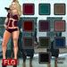 Flg hud corset face carol bang   10 models