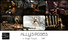*SN~ Ally's Poses