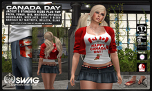 [RnR] Swag Ladies Canada Day Outfit [BOX]