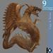 3D / Wooden Dragon Statue / 9 land impact
