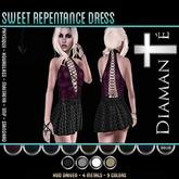 :Diamante: Sweet Repentance Dress DEMO