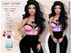 *Halloween PROMO* - 1 Hundred. Capri Jumper. Pink & Lilac