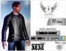 Mike Blazer & Shirt w/ HUD
