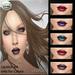 Flowerdreams catwa lipstickset5