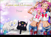 -Lamu Fashion-Luna and Artemis Cats Plush