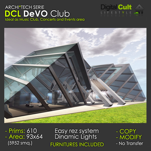 *** DCL DEVO Club