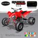 G&D MOTORS Raptor Extremes Quad ATV