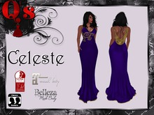 Q's Celeste Purple