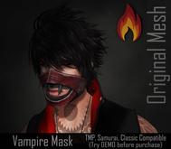 Ignition Art - Vampire Mask - Male