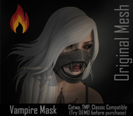 Ignition Art - Vampire Mask - Female