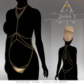 .aisling. Jaina Chestlace - Style 1 - {WEAR ME}