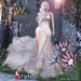 Sol Dress Mesh (Damasco) [MAITREYA - BELLEZA - SLINK]