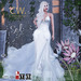 Sol Dress Mesh (Silver) [MAITREYA - BELLEZA - SLINK]