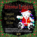 Tangled Up Teddy Tipjar - Christmas -