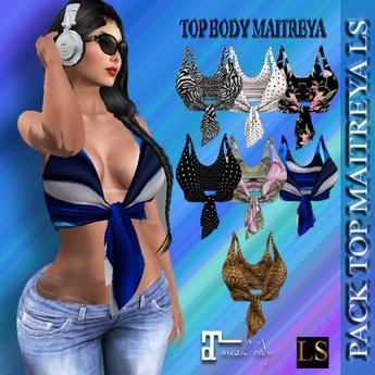 PACK TOP  MAITREYA LS