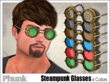 [Phunk] Steampunk Glasses