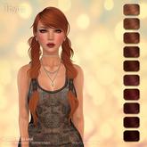 /Wasabi Pills/ Thyra Mesh Hair - Reds