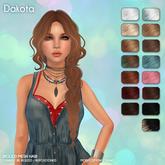 /Wasabi Pills/ Dakota Mesh Hair - Basics