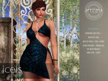 Artizana - Iceis III - Mesh Dress