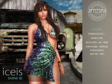 Artizana - Iceis Shine III - Mesh Dress