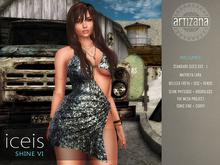 Artizana - Iceis Shine VI - Mesh Dress