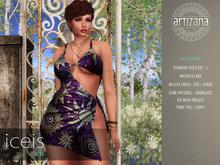Artizana - Iceis VII - Mesh Dress