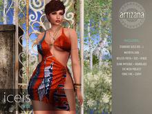 Artizana - Iceis VIII - Mesh Dress