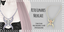 Kitty's Claws: Rito Lunares Necklace