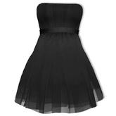 Mimikri - Miu Tulle Dress black_Maitreya ,SLink
