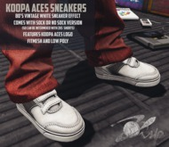 .:ZiSP:. ZKS sneakers - SMB (Koopa Aces Edition)