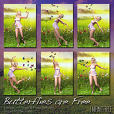 {NANTRA} Butterflies Are Free