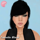 Hair Isabella Black