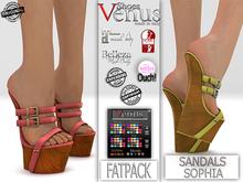 >VeNuS<>ShOeS< SANDALS SOPHIA FOR  SLINK/MAITREYA/BELLEZA/TMP