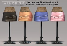!APHORISM! Jas Leather Skirt - Multipack 1