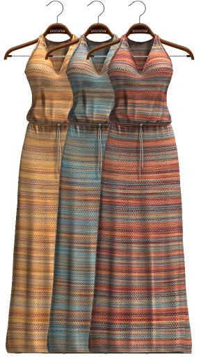 !APHORISM! Nicole Maxi Dress Boho