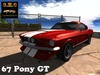 67 Pony GT