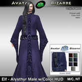 AB Elf - Alysthyr Male With Color HUD