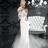 Bridal Lace Dress - Bianca - DEMO