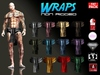 CA AESTHETIC HIP WRAPS FAT PACK