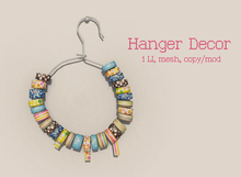 Hanger decor - LuvtoSew Gacha gift