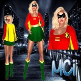 Mystic Robin