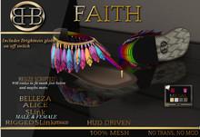 !!BHB!! FAITH SANDALS WITH PRIDE HUD ( SUMMER )