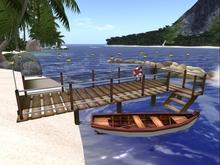DO Romantic Pier & Boat Rezzer!  NEW!!
