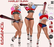 :ESSENCE:  HARLEY Lil Monster OUTFIT