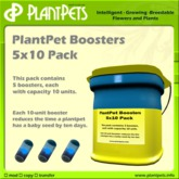 PlantPets Booster Pack [5x10]