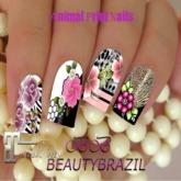 BeautyBrazil Applier - AnimalPrint Nails Maitreya