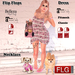 ::FLG Magaly Outfit + HUD Dress 10 Models ::