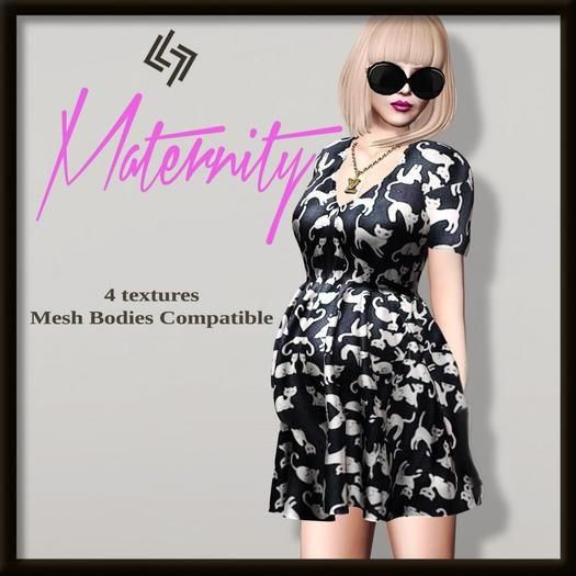 LEGENDAIRE MATERNITY DRESS gift